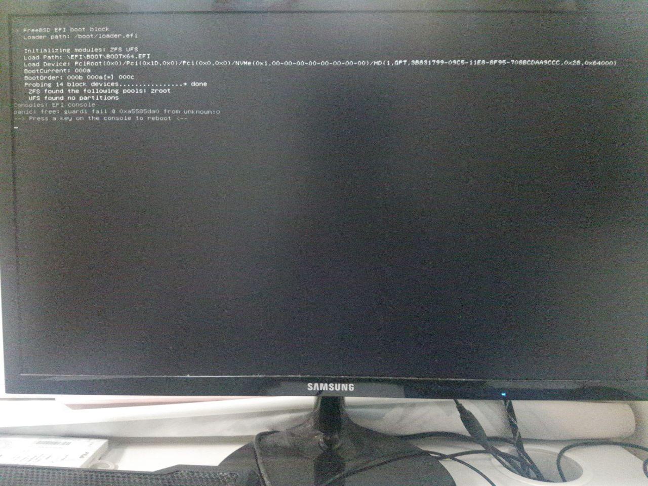 230501 – EFI loader fails with
